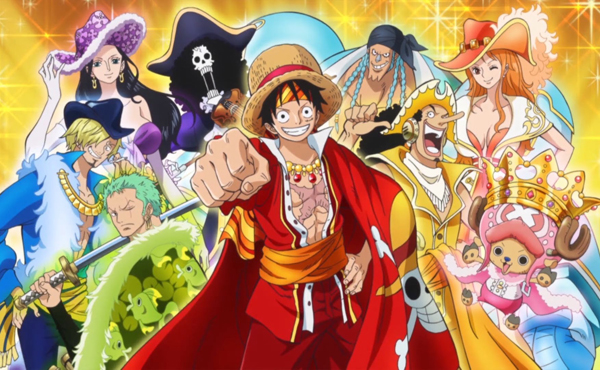 One Piece - Vua hải tặc Luffy