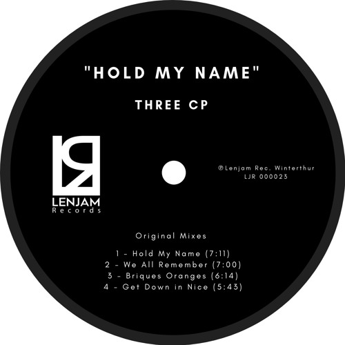Three CP Unveils New EP 'Hold My Name'