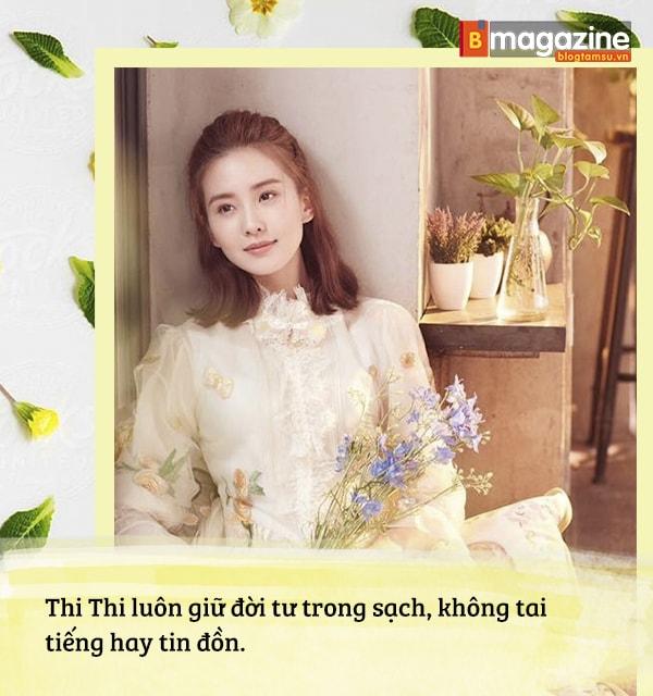 Lưu Thi Thi mờ nhạt ngày nào nay đã tỏa sáng thành 'Nữ thần cổ trang' tài sắc vẹn toàn - Ảnh 10