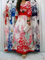 Maxi Rayon Kezia SOLD OUT
