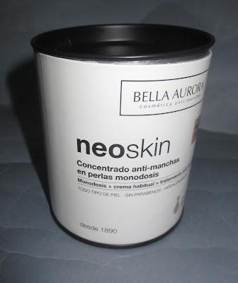 Imagen Neoskin concentrado anti-manchas Bella Aurora