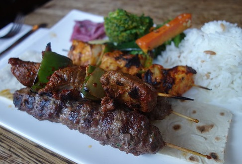 Summertime Grilled Lamb Sosaties Kebabs