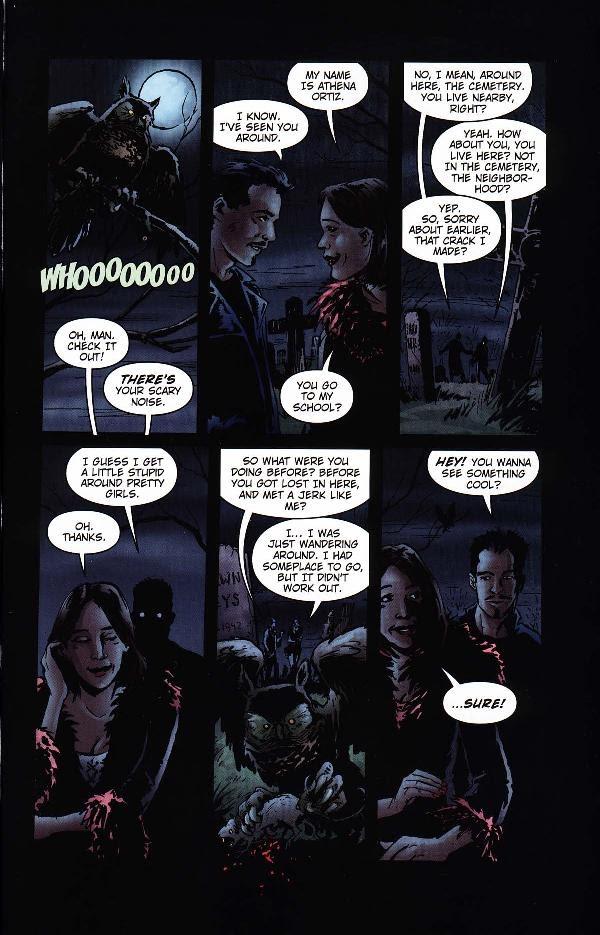 Read online Vampire the Masquerade comic -  Issue # Nosferatu - 21