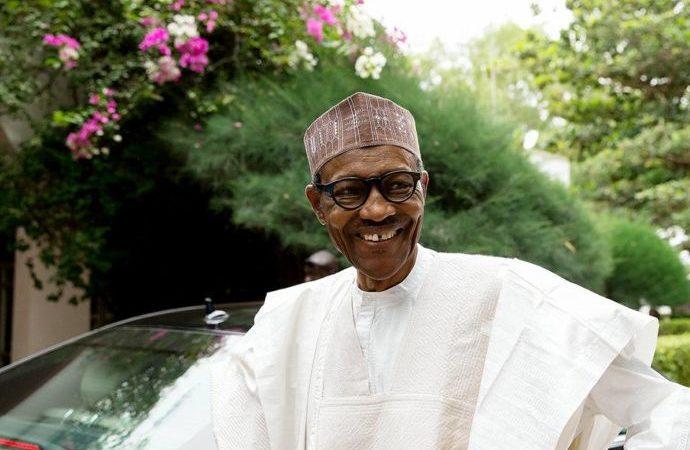 Menangi Pilpres, Presiden Buhari Kembali Pimpin Nigeria