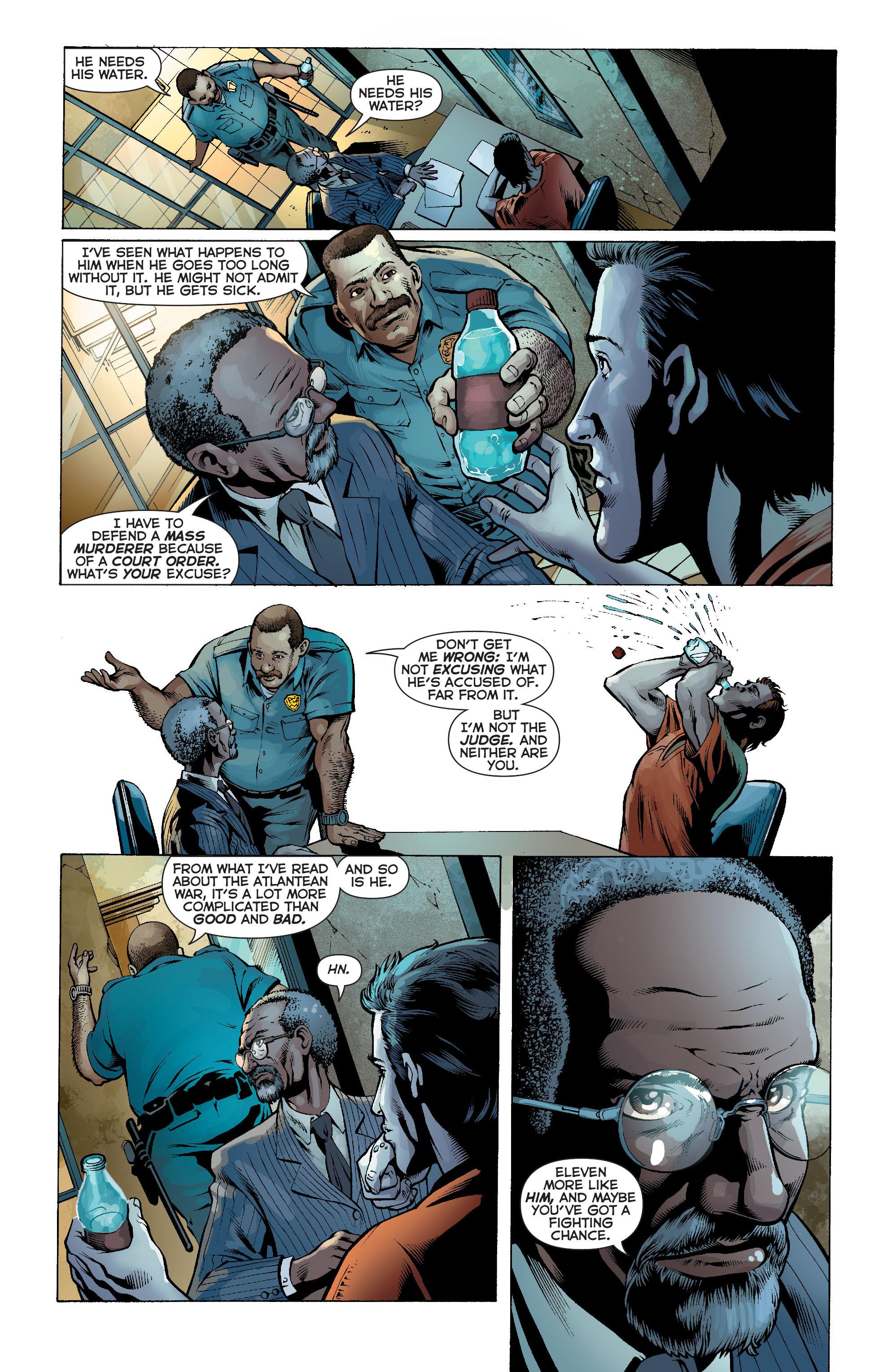 Read online Aquaman (2011) comic -  Issue #23.2 - 5