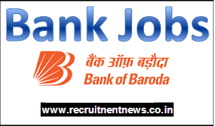 bank of baroda jobs