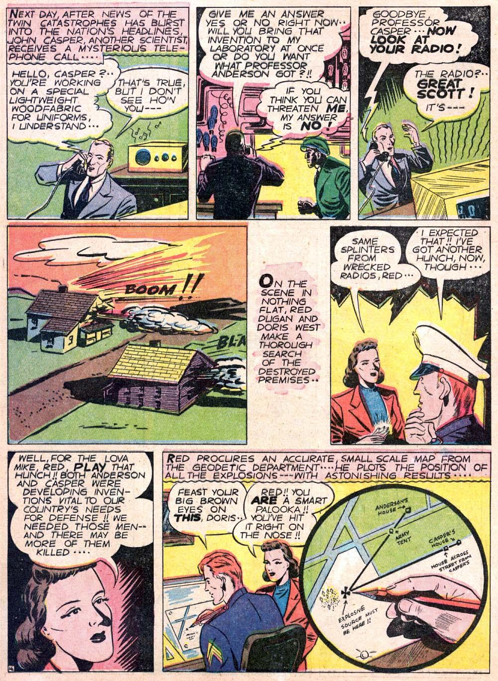 Read online All-American Comics (1939) comic -  Issue #30 - 23