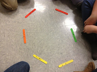 Ideas for rhythm centers: includes some great games and activities to practice rhythm in your music room!