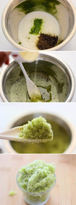 Green Tea Sugar Purifying Scrub