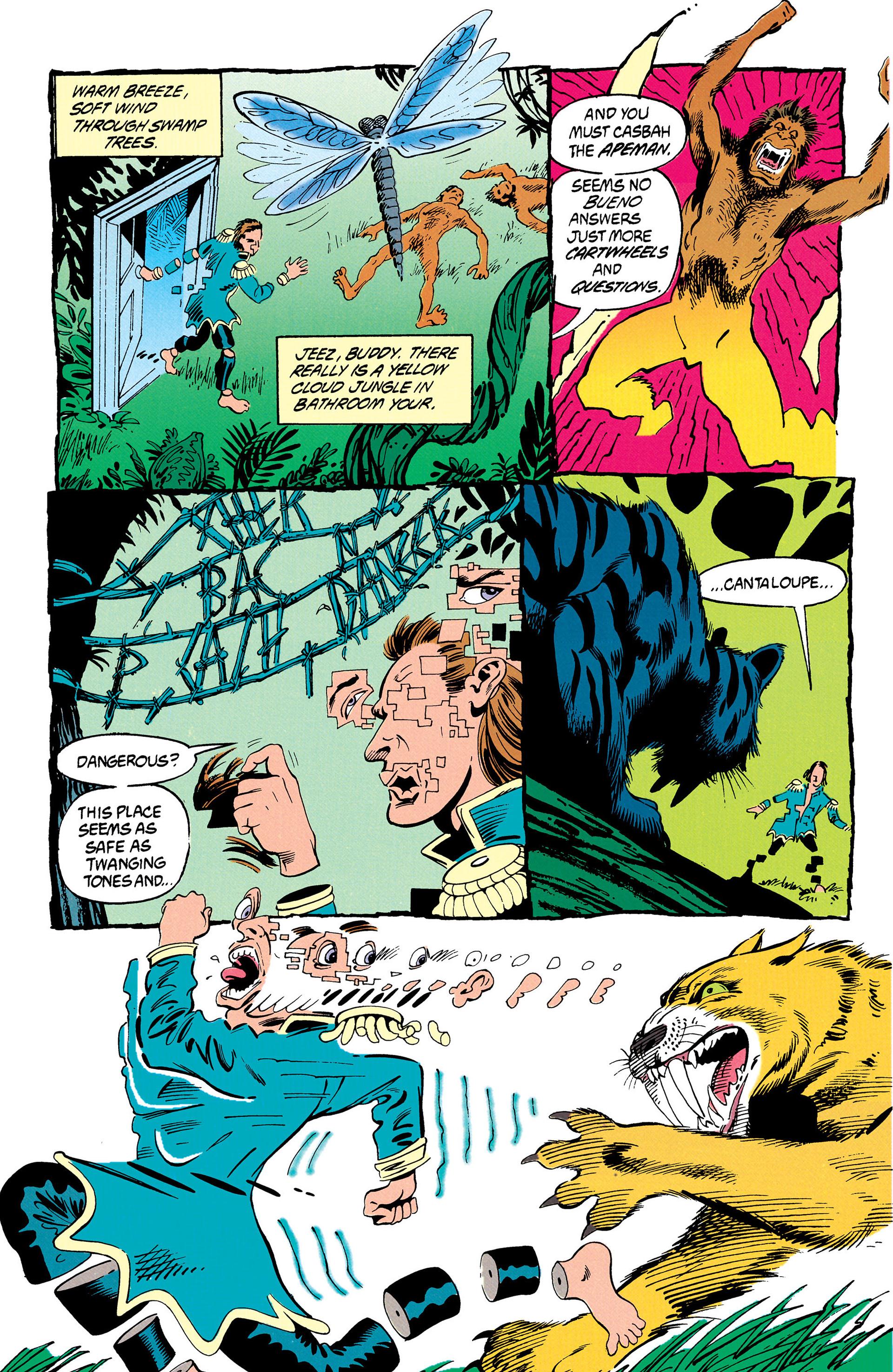 Read online Animal Man (1988) comic -  Issue #31 - 10