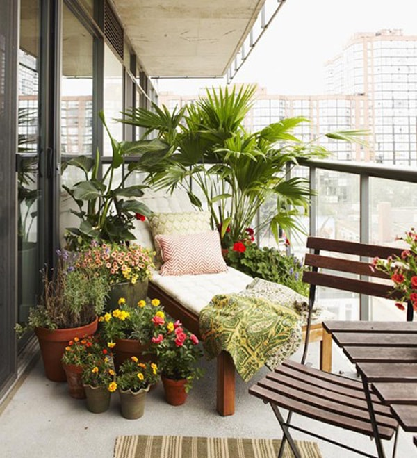 Decoration of balconies for all tastes | lasthomedecor.com 6