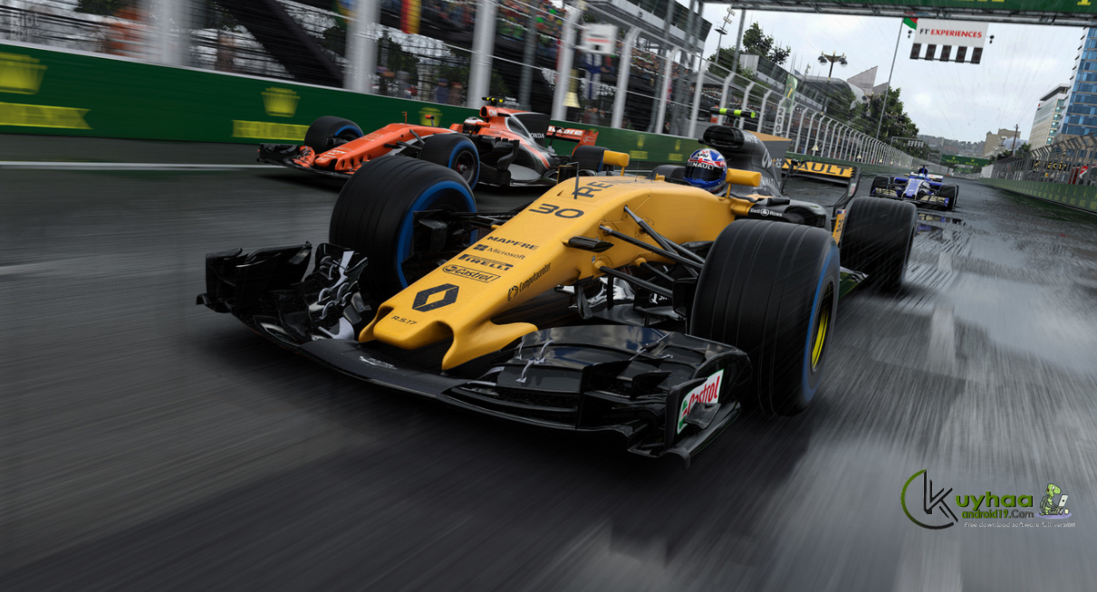 F1 2017 v1.6 + DLC