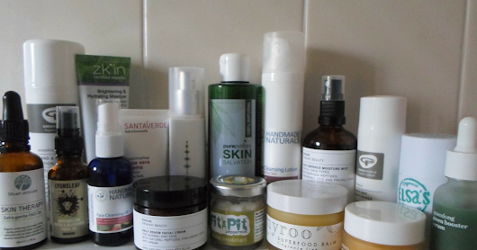 Starting a Green Skincare Routine - Cleanse, Tone, Moisturise