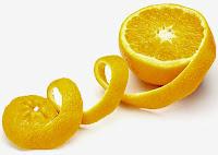 Kulit jeruk utk memutihkan kulit
