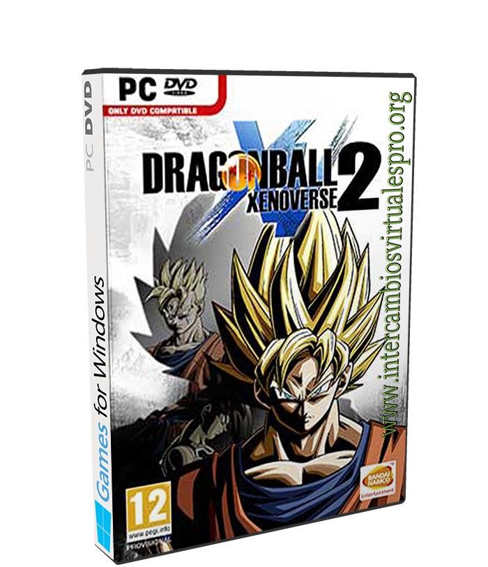 Dragon Ball Xenoverse 2 poster box cover