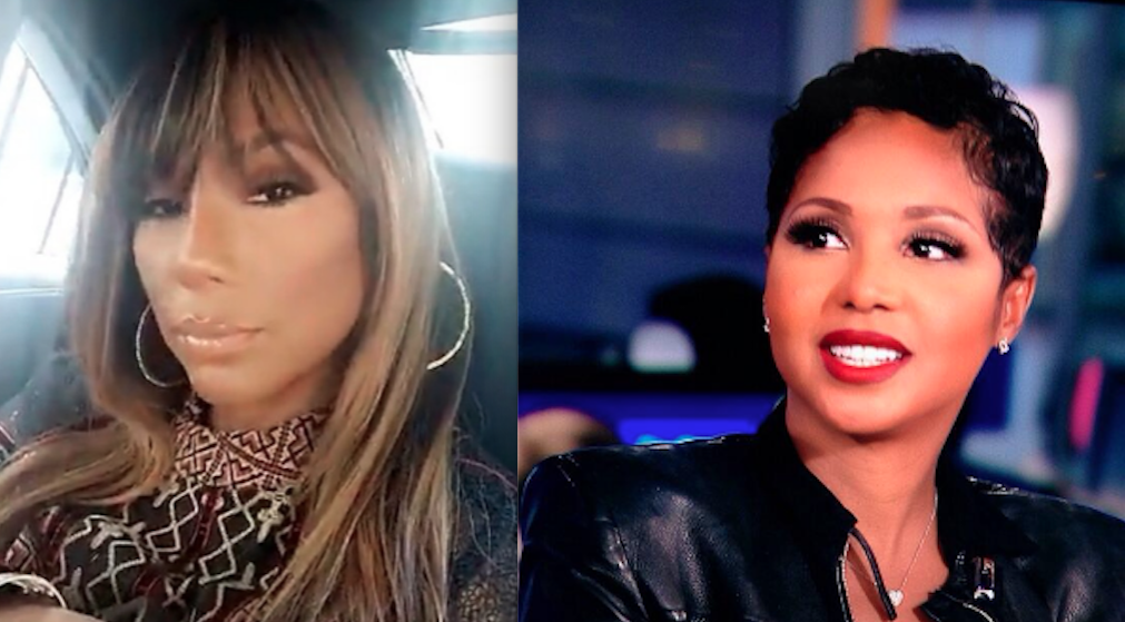 for months now tamar braxton has been insisting that her sister toni braxton is married to cash money ceo bryan birdman williams - Tamar Braxton Wedding Ring