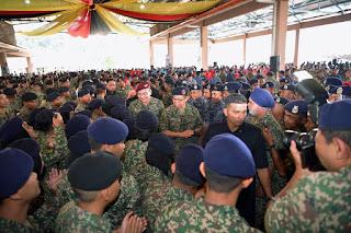 Hishamuddin pastikan Sarawak bebas ancaman