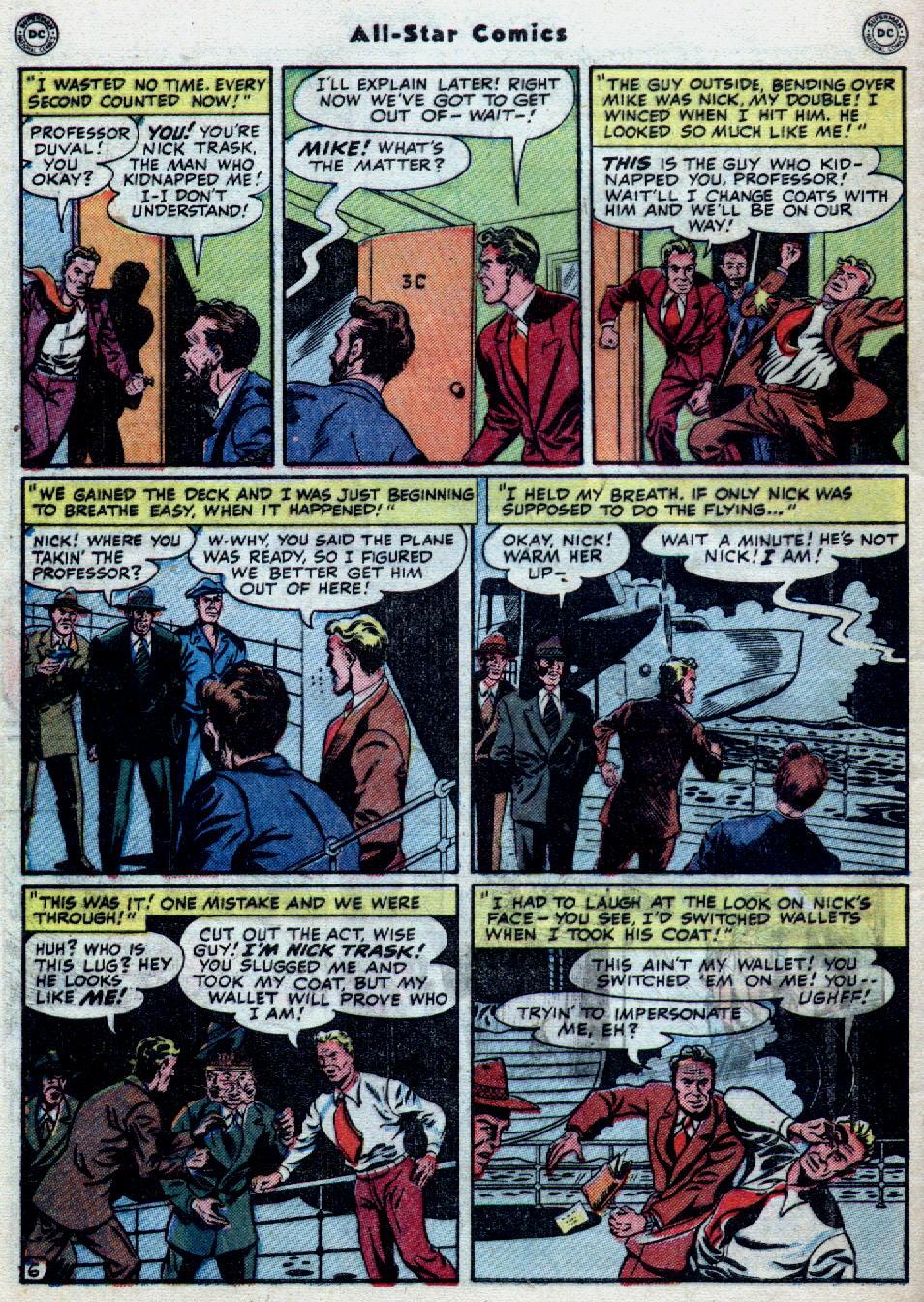 Read online All-Star Comics comic -  Issue #55 - 46