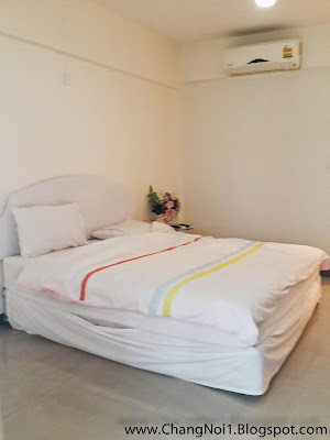Staying at the Oum Hotel in Uttaradit