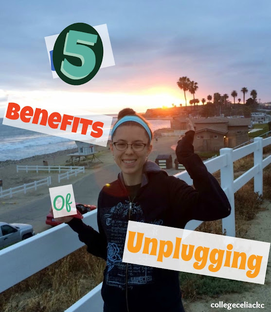 5 Benefits of Unplugging for the Weekend