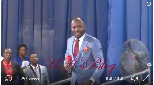 Ekiti 2018: I saw people praying, I said PDP may lose - Apostle Suleman reacts to failed prophecy (video)