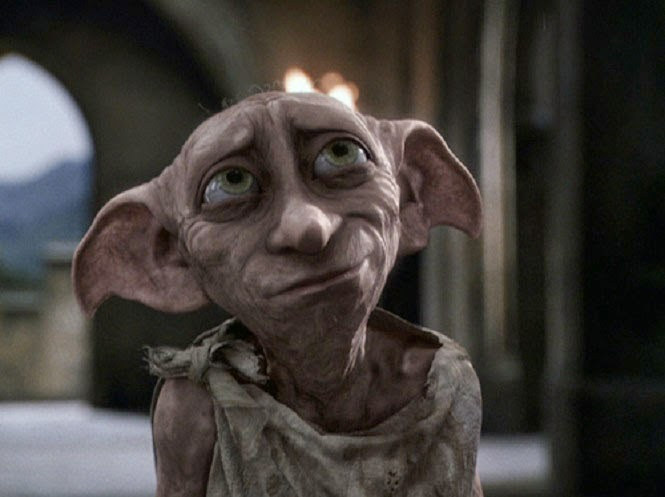 18- Dobby do filme Har...
