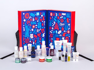 Kiehl's Advent Calendar 2017 | The Beauty is a Beast