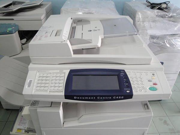 Fuji Xerox C450 User Manual - jdupload