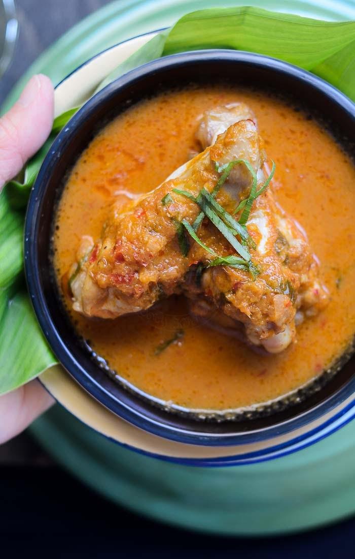 Resipi rendang ayam yang sedap