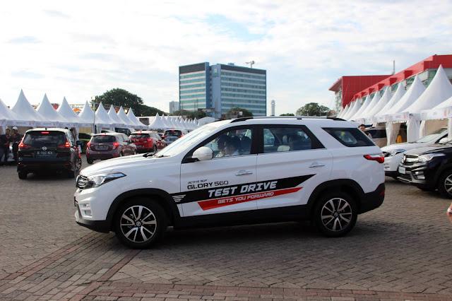 salmanbiroe - indonesian lifestyle blogger - SUV Kekinian DFSK Glory 560