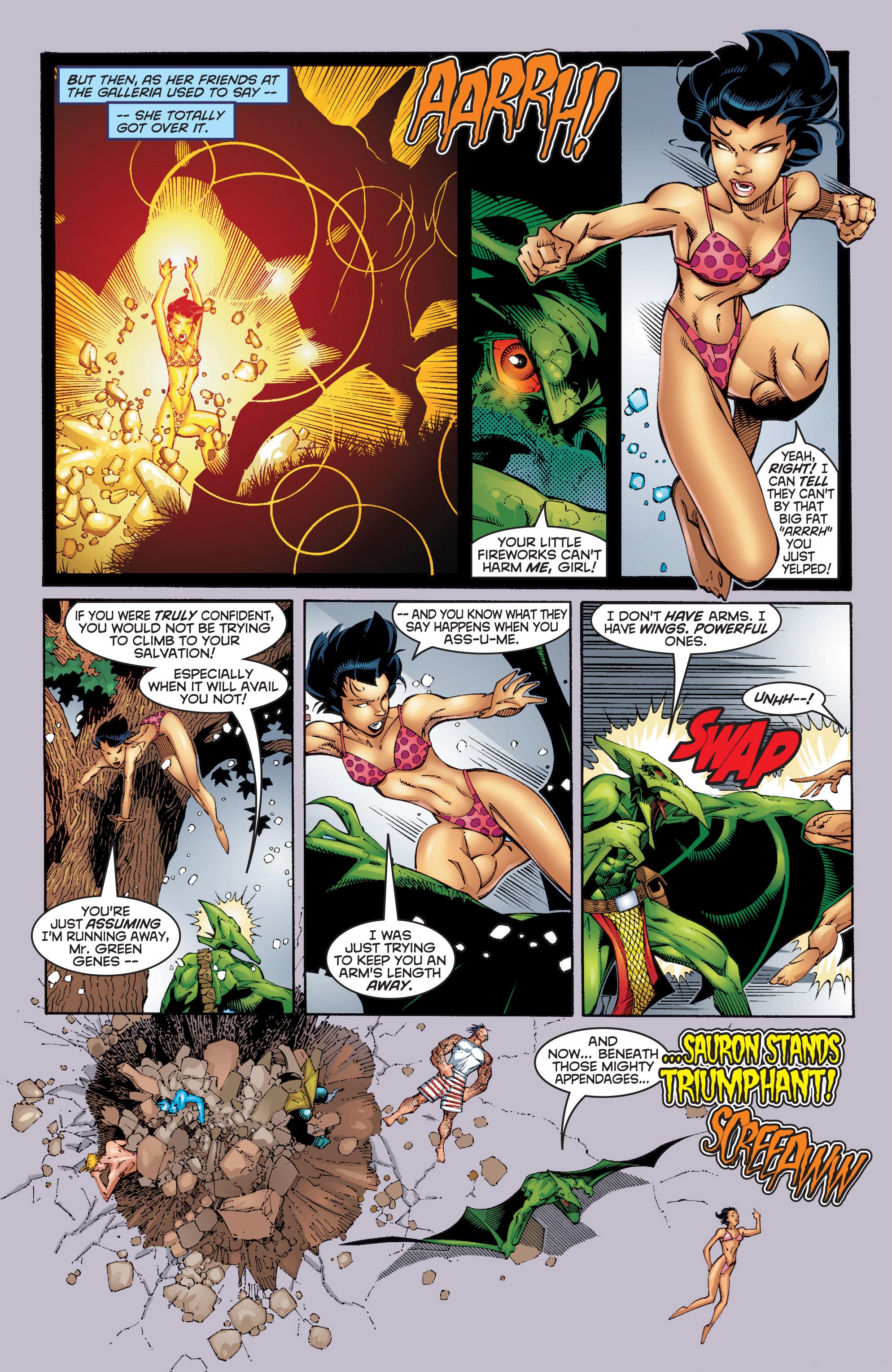 Read online Uncanny X-Men (1963) comic -  Issue #354 - 16