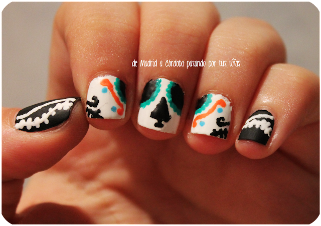 Reto Halloween Nails #La Catrina | de Madrid a Córdoba ...