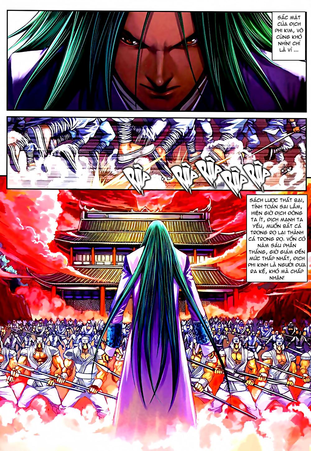 Ôn Thuỵ An Quần Hiệp Truyện Phần 2 chapter 33 trang 7