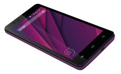 Smartphone Acteck Spirit Plus