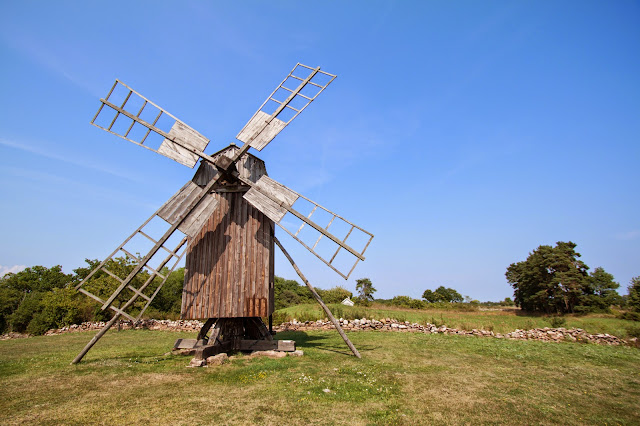 Mysinge e Gettlinge-Isola di Oland