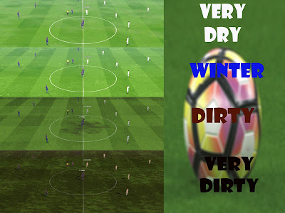 PES 2017 Hade Graphic 2018 With Best Additions By PES Mod