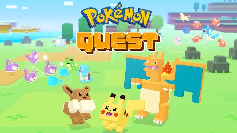 Pokémon Quest v1.0.3 Apk Mod+Data [Loja Grátis]