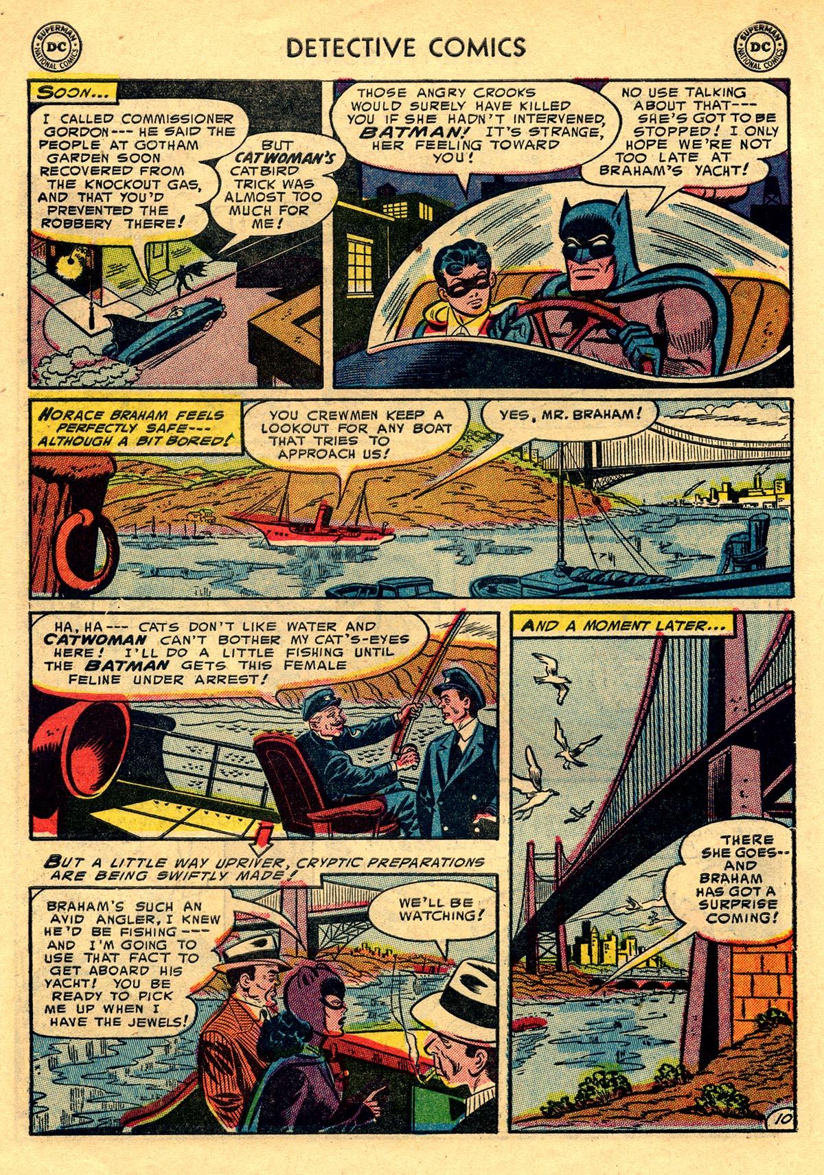 Read online Detective Comics (1937) comic -  Issue #203 - 12