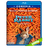 Las travesuras de Peter Rabbit (2018) BRRip 1080p Audio Dual Latino-Ingles