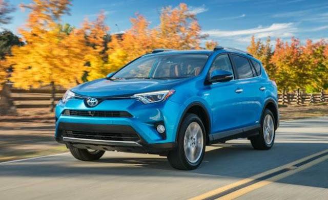 2017 Toyota RAV4 Hybrid Price