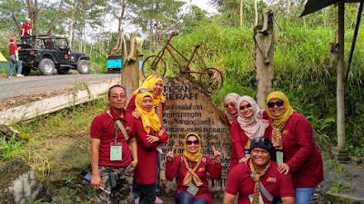 Rafting Sungai Elo Lava Tour Jeep Merapi Pantai depok Pinus Pengger Tour