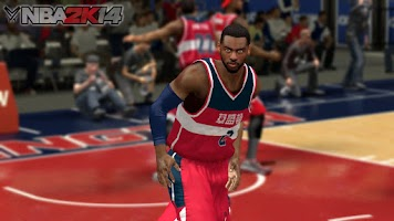 NBA 2k14 Ultimate Custom Roster Update v6.3 : February 25th, 2016 - Wizards Chinese Jersey - HoopsVilla