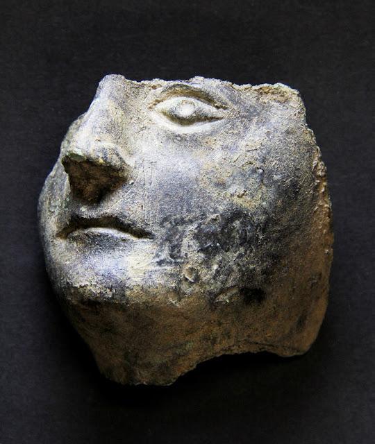 Detectorists find unique Roman bronze hoard in the UK