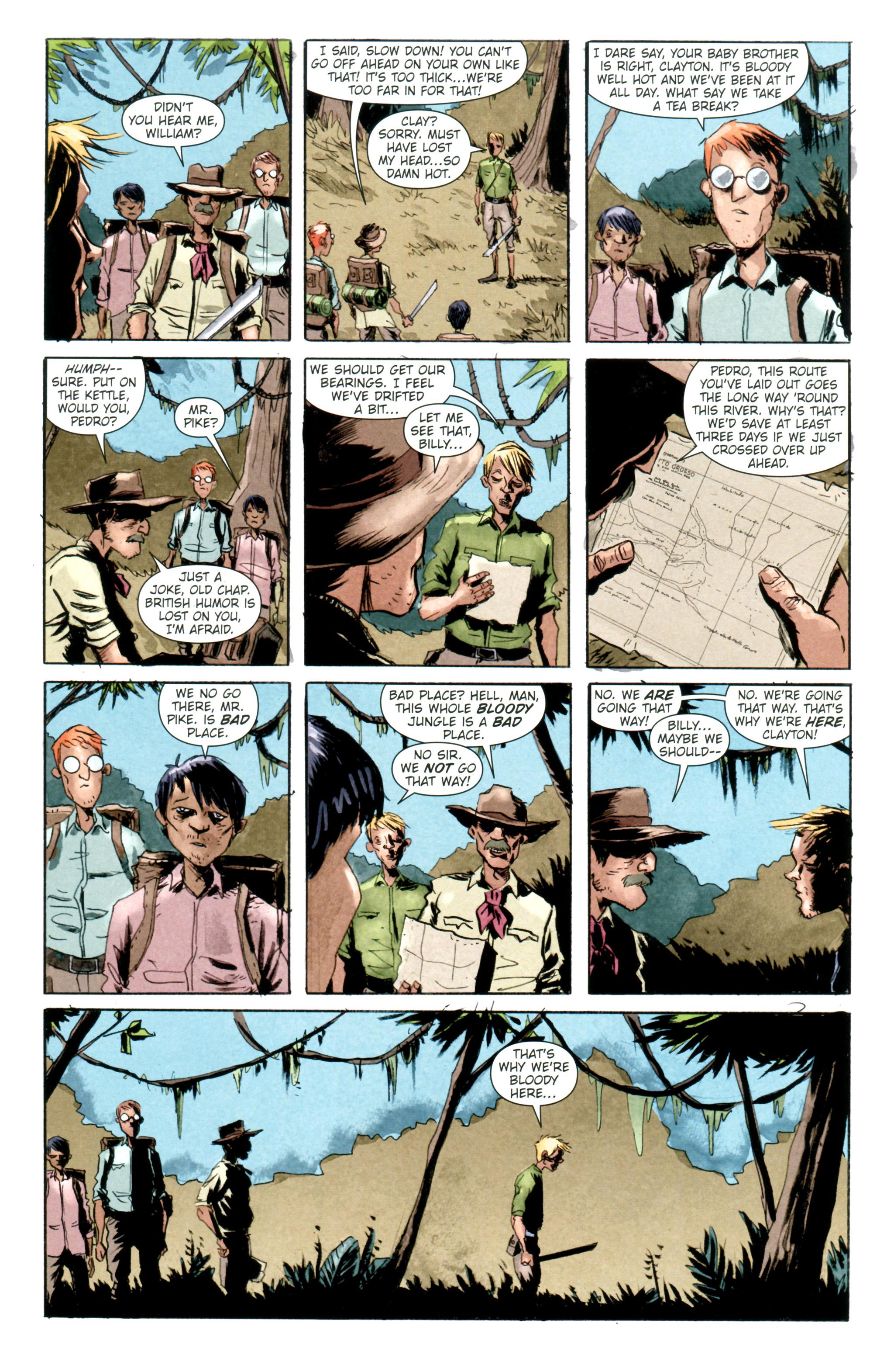 Read online Trillium comic -  Issue #1 - 5