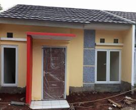 Rumah Subsidi di Cikarang Selatan,SHM,Cicilan 800 ribuan/bulan