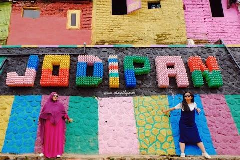 Inspirasi Warna-warni Kampung Wisata Jodipan Malang