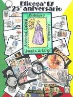 """La Sociedad Cultural Filatélica y Numismática """"Juanita la Larga"""" celebra su 25 aniversario"""