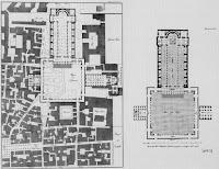 Progetto di Canina per il Duomo di Torino