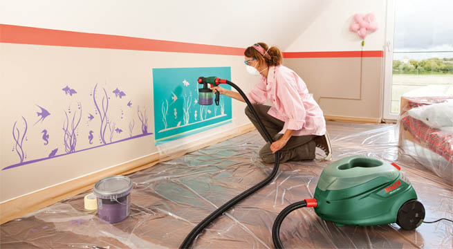 Marzua decorar paredes m s f cil - Plantillas para pintar paredes ikea ...