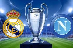 Naples Real Madrid Champions League